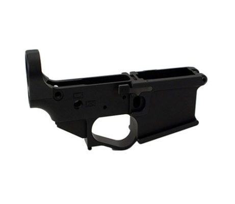 QD-15A Ambidextrous AR-15 lower receiver