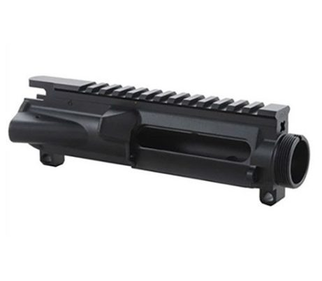Quentin Defense QD-MILSPEC forged AR-15 upper receiver, stripped