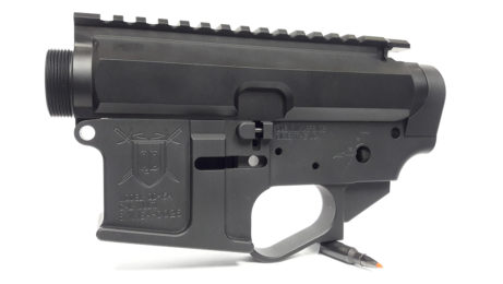 Quentin Defense QD-15A Ambidextrous Receiver Set