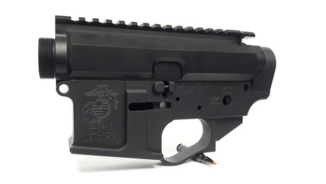 Quentin Defense USMC Billet Receiver Set
