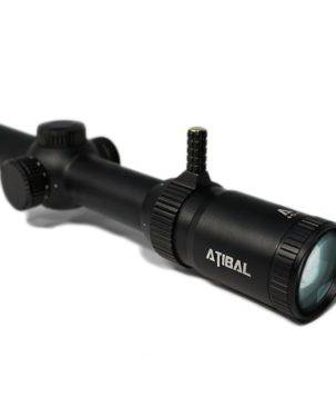 Atibal XP6 1-6x24 Front Focal Plane rifle scope