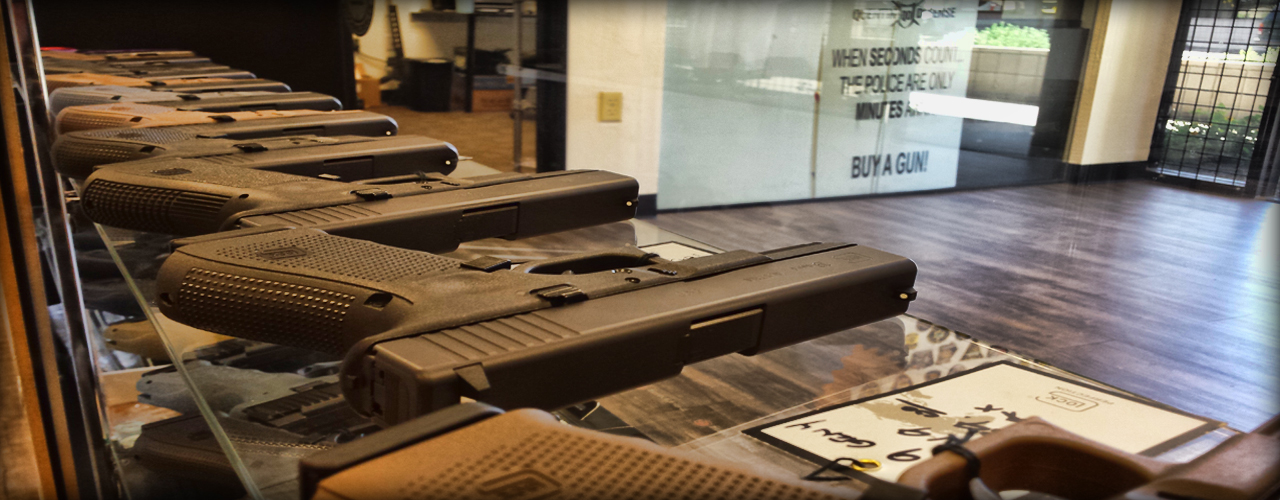 Quentin Defense Premium Firearms - Gilbert, Arizona