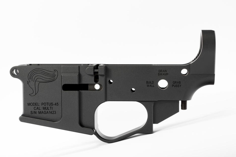 Quentin Defense US Military Edition billet lowers [Archive ...