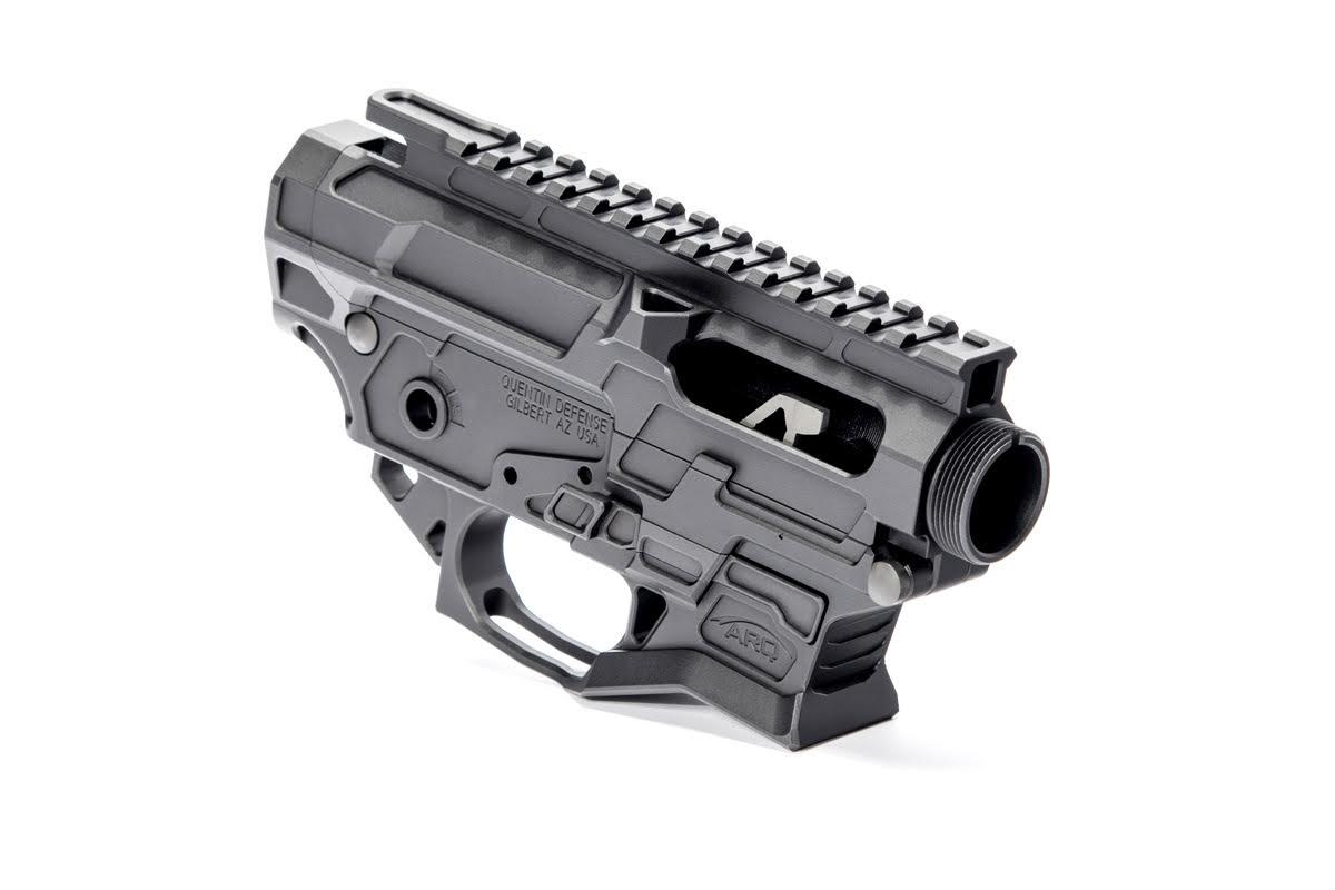 Quentin Defense ARQ-9 Billet Receiver Set